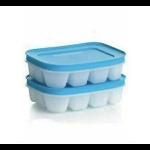 Tupperware ice trays